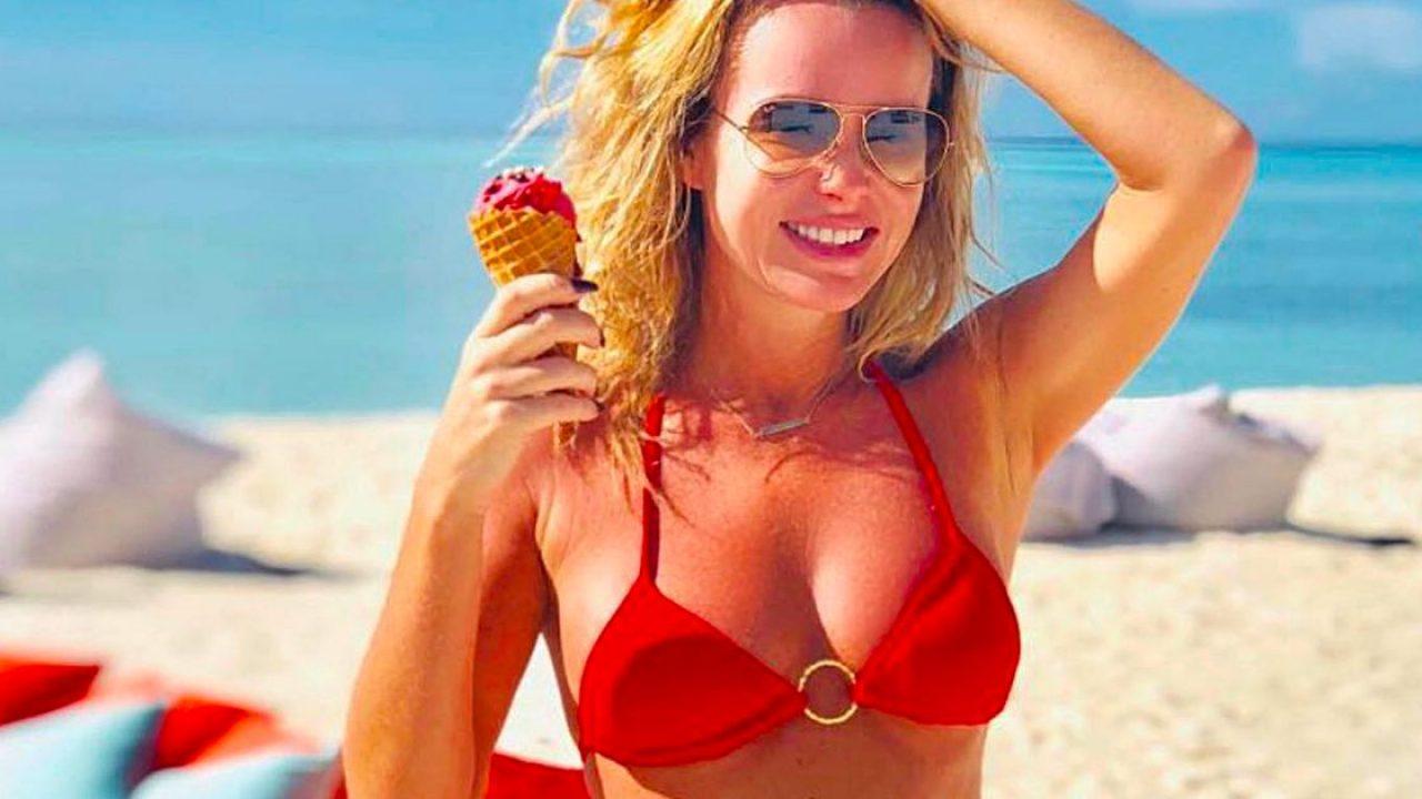 Amanda Holden Topless best celebrity boobs: amanda holden to kelly brook - stars