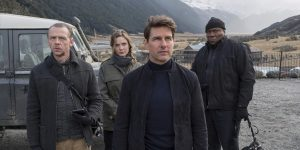 Mission Impossible 7: cast-news-release date