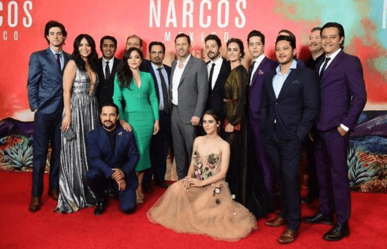 Narcos Cast