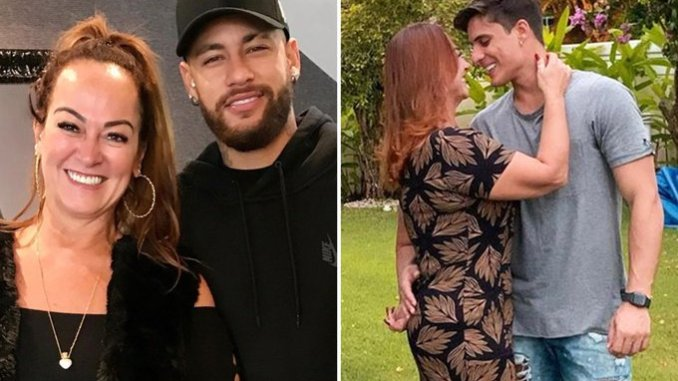 Neymar Trolled Online Mother Announces Affair With A Young Guy