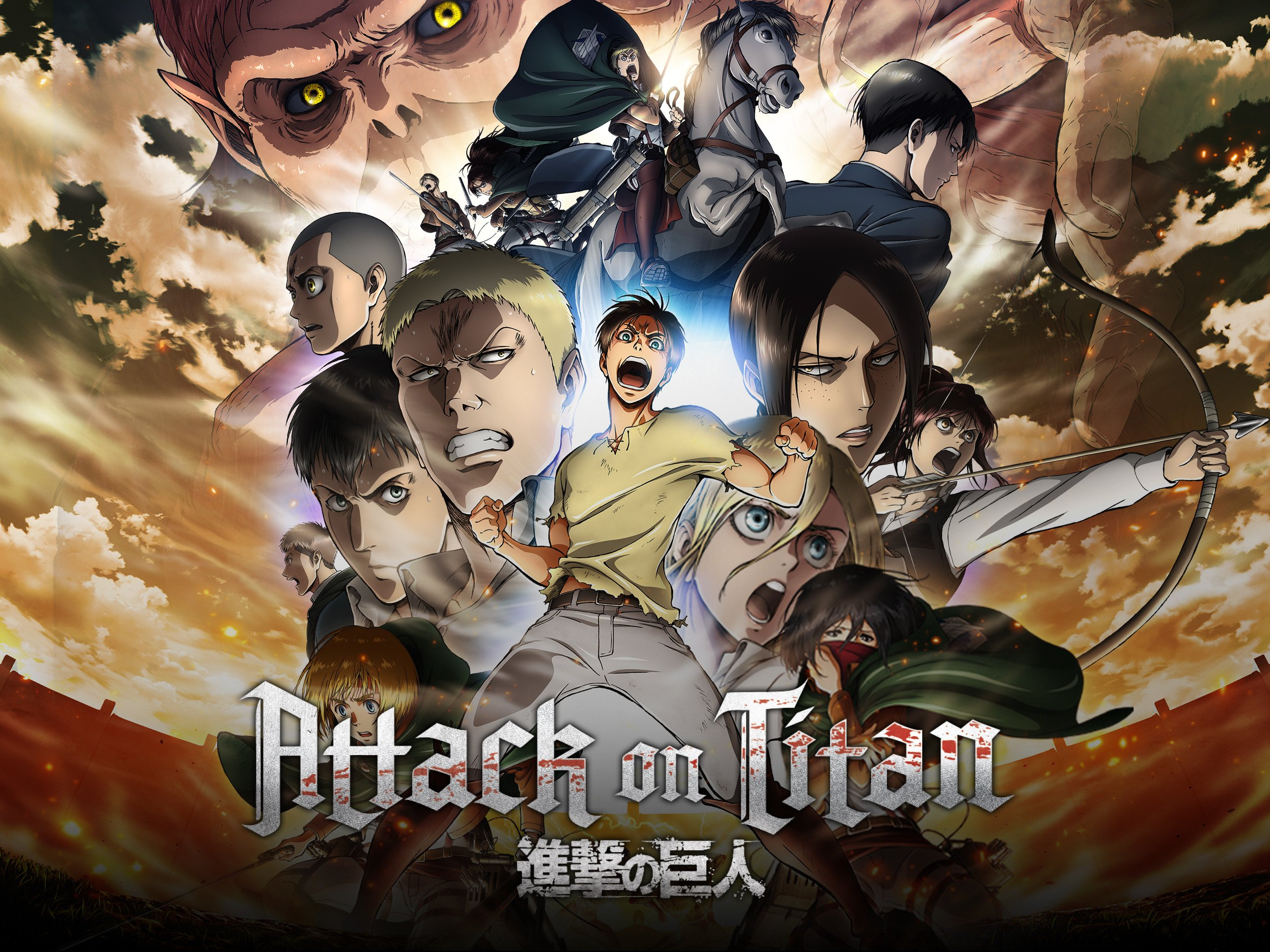 Attack on Titan Season 4: Trailer, Release Date, Plot ... Furious to have her hometown trampled, gabi picks up a gun and takes off.