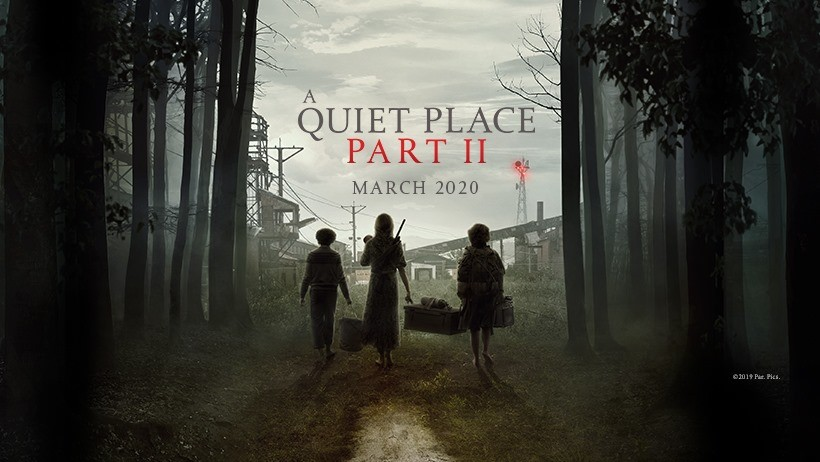 Download A Quiet Place Part ii (2021) Unofficial Hindi Full movie in hd print 720p 1080p