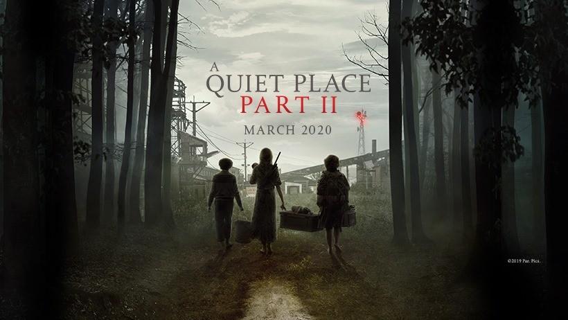 A Quiet Place Part II ile ilgili görsel sonucu