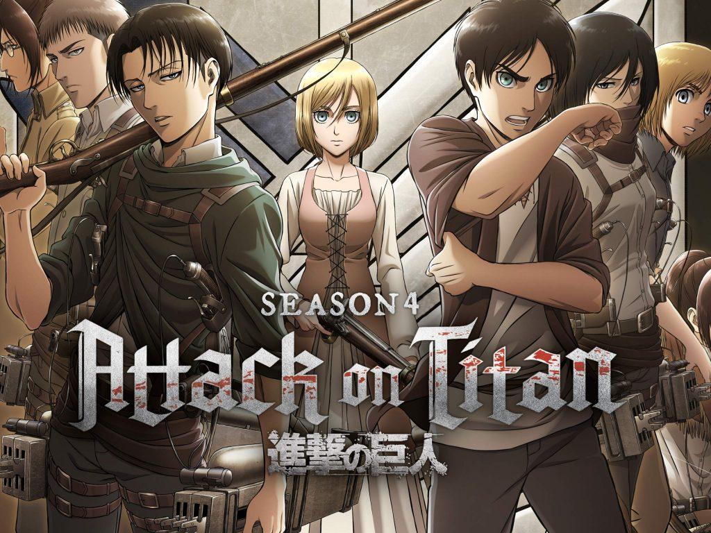 Attack On Titan Season 4 Release Date Cast And Fan Theories Thenationroar