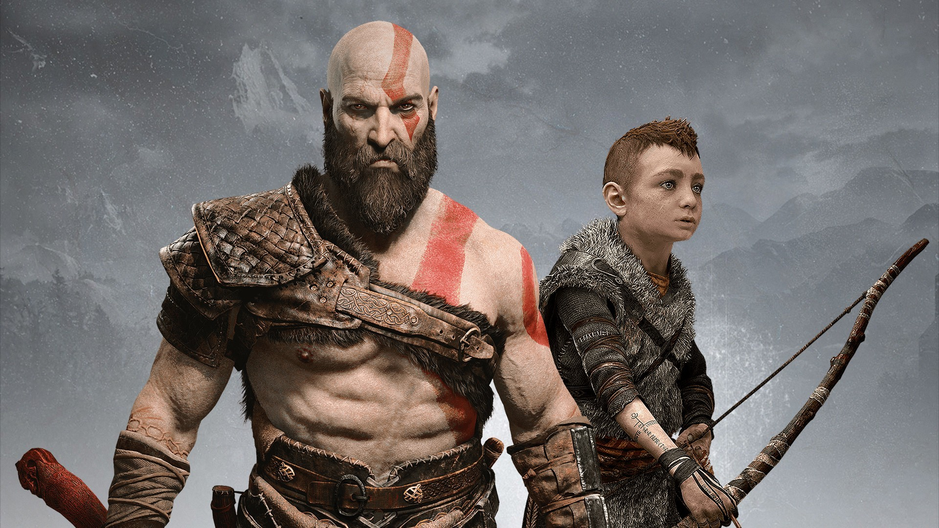 kratos-and-atreus