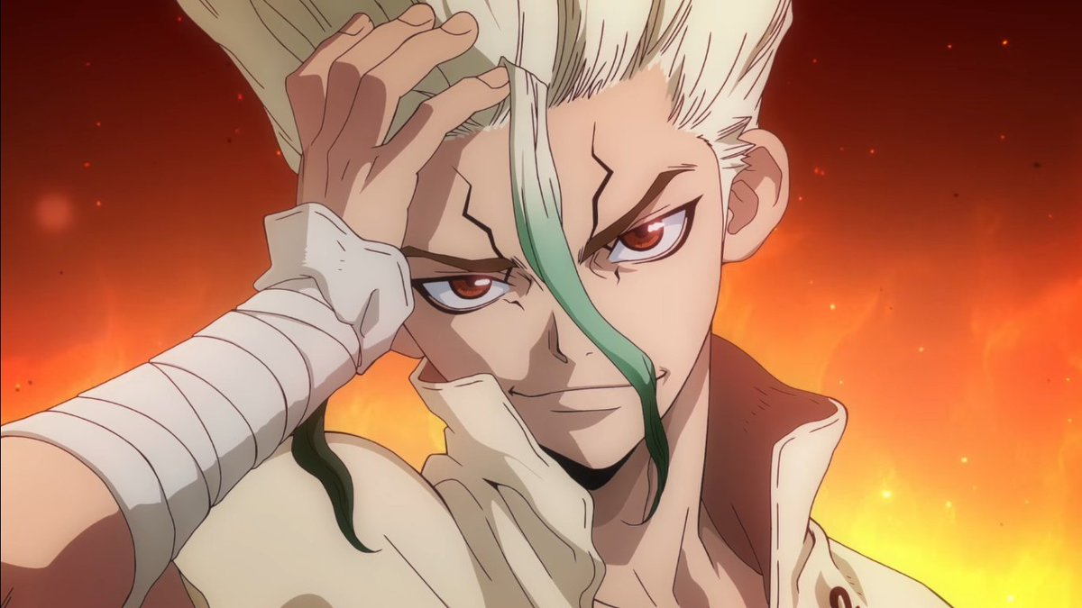 Dr Stone Anime Season 2 Will It Be A New Year Present Thenationroar