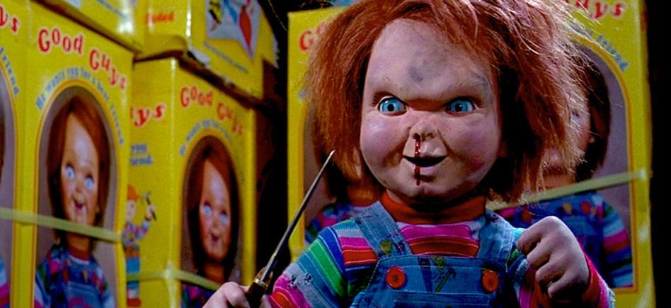 chucky+the+killer+Doll