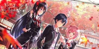 My Teen Romantic Comedy Poster