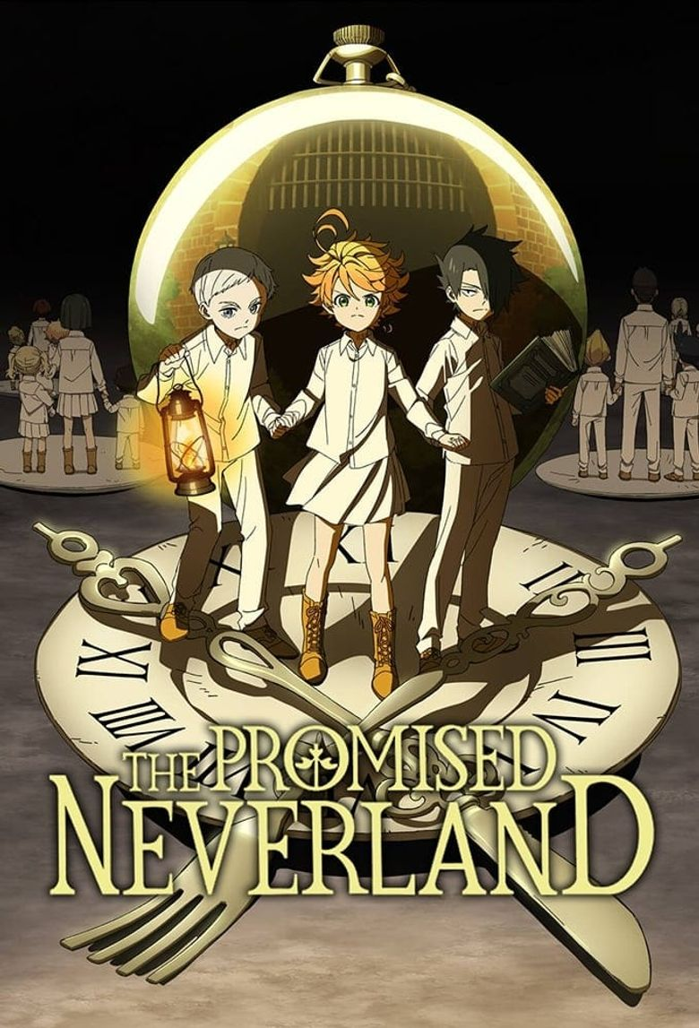 The Promised Neverland Know About Netfilx Release Thenationroar