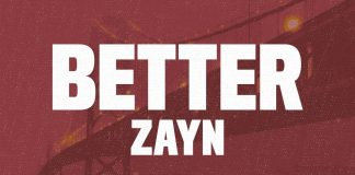 'Better' Features New Dad Zayn Malik Shirtless