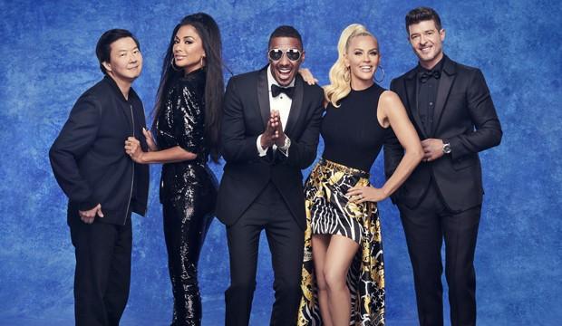 the masked singer season 4 costumes judges host