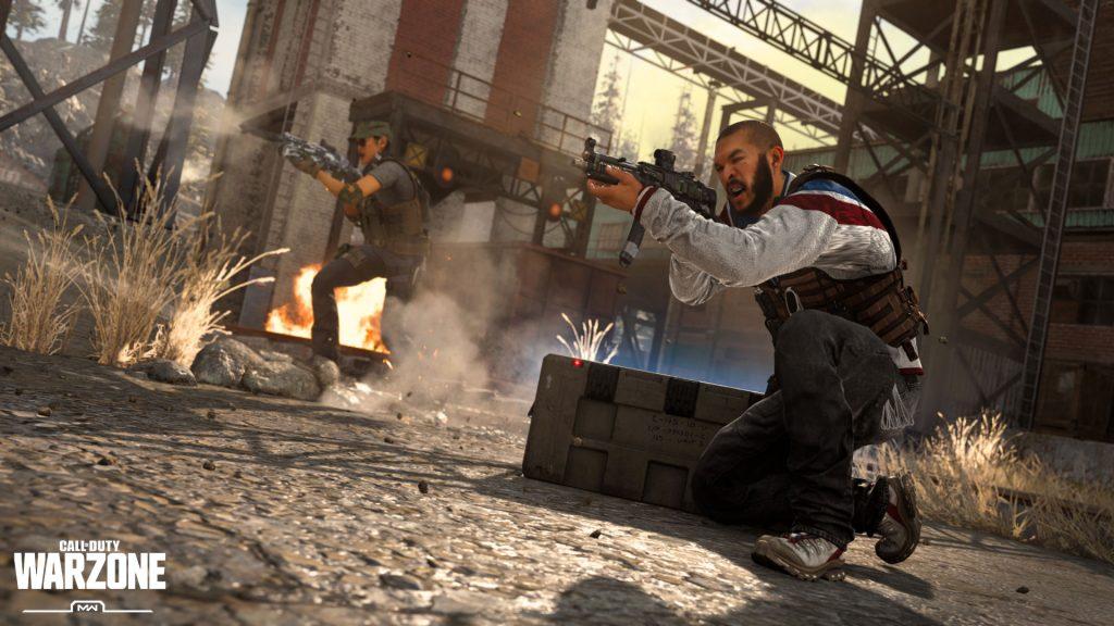Call Of Duty Warzone Media