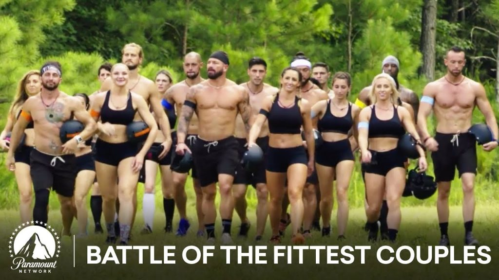 Paramount Network Battle of the Fittest Couples