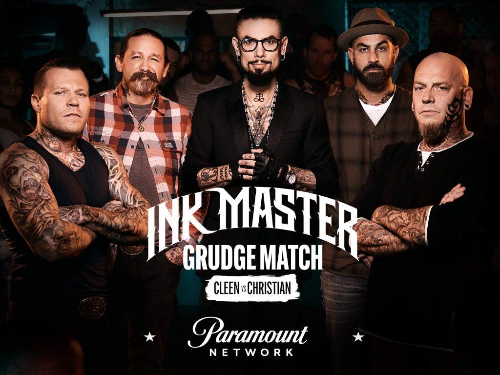 Paramount Network Ink Master