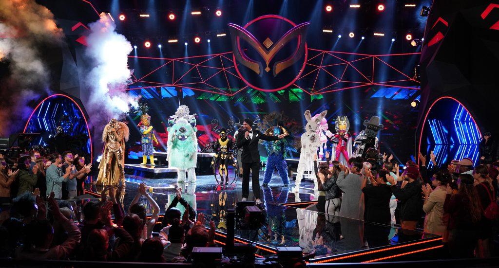 The Masked Singer Media