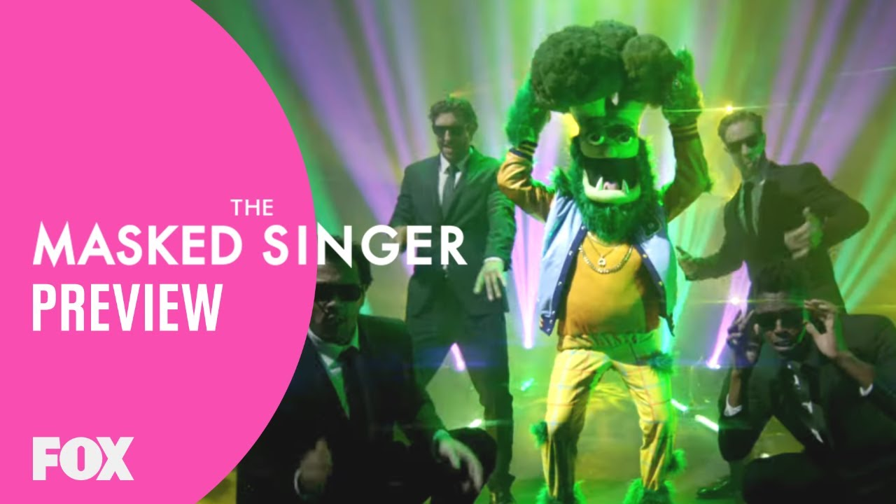 The Masked Singer Feature
