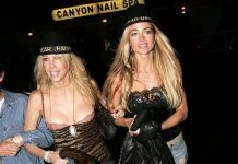 Denise Richards and Heather Locklear