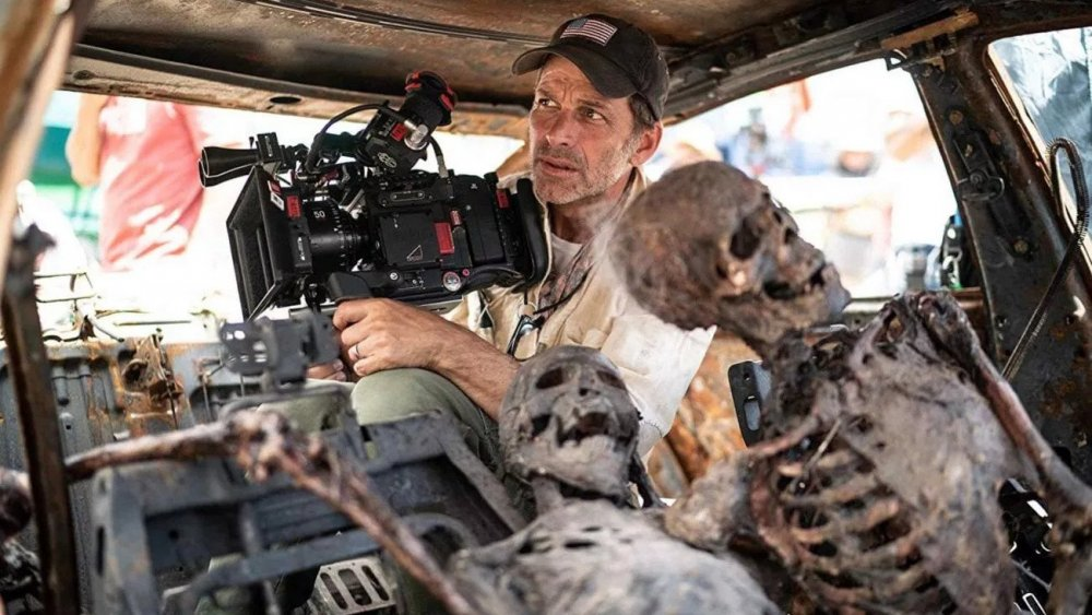 Army Of The Dead Zack Snyder Media