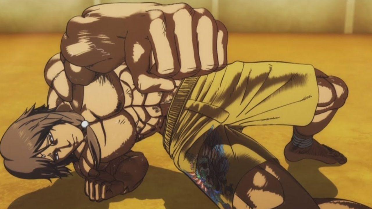 Kengan-Omega-fight