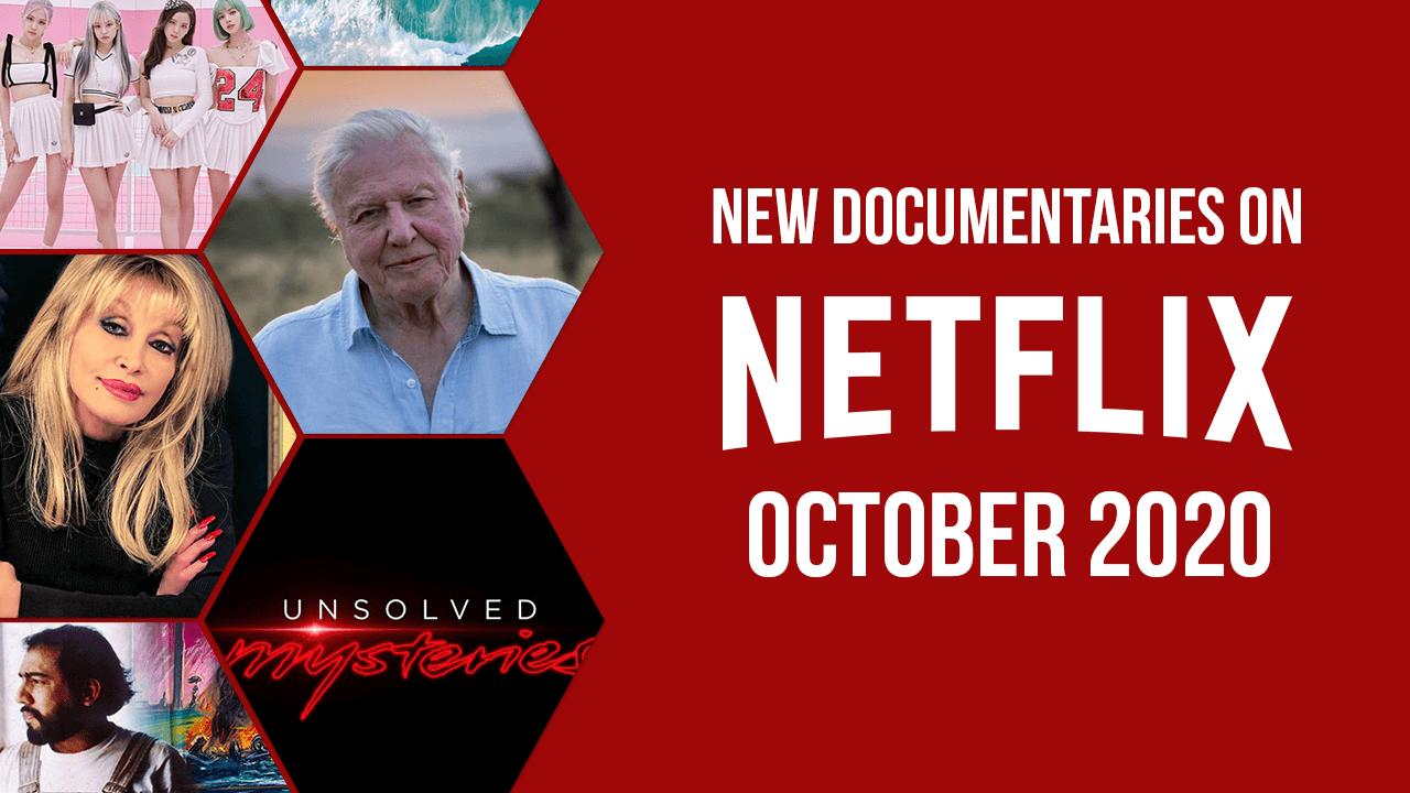 Netflix Documentaries Feature