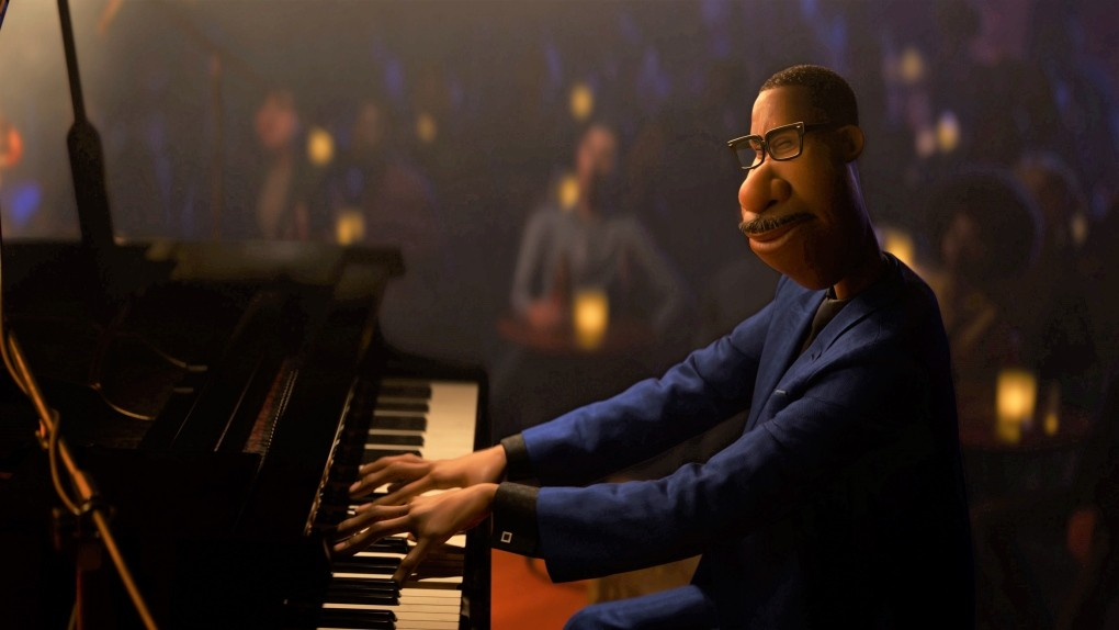 Pixar's Soul Media