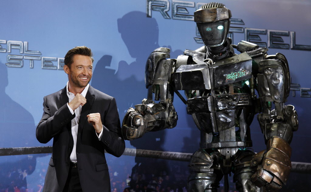 Real Steel 2 Feature