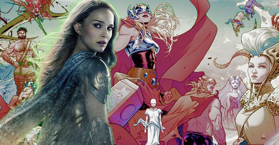 Thor 4 Natalie Portman Feature