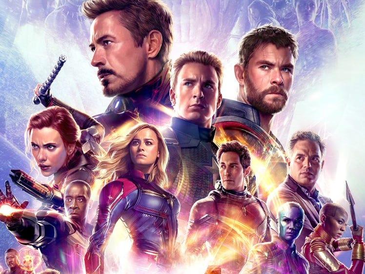 All Avengers