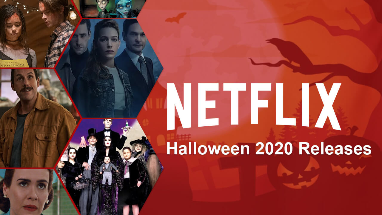 Netflix must-watch suggestions for this Halloween