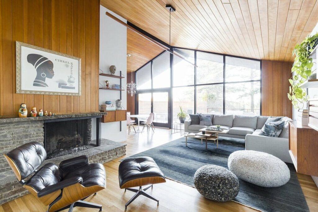 Tips For Using Mid Century Modern Design House Tipster